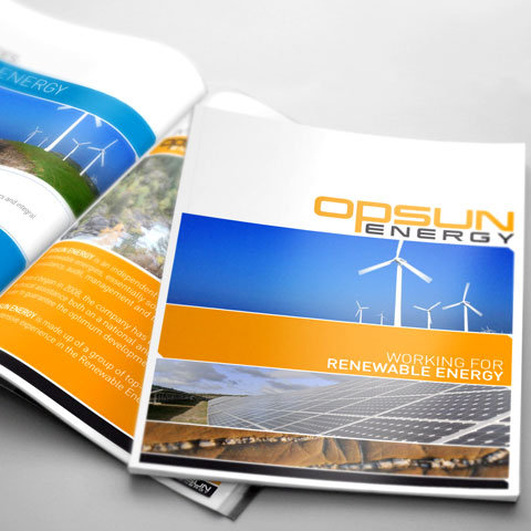 Diseño folleto Opsum Energy